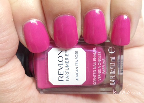 Revlon Parfumerie African Tea Rose