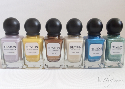 Revlon Parfumerie Freshes
