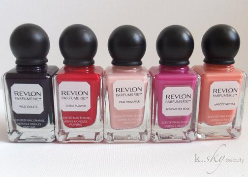 Revlon Parfumerie Fruits Florals