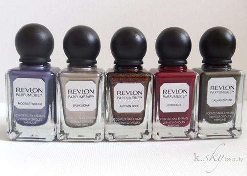 Revlon Parfumerie Sweets Spices