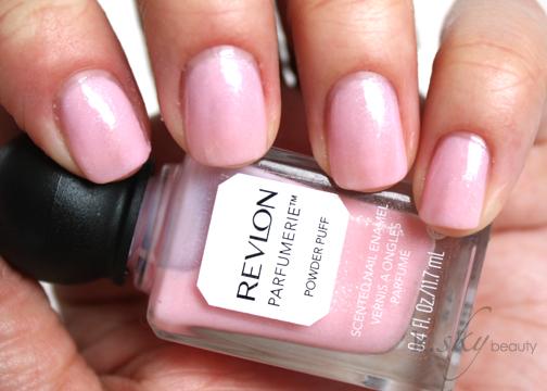 Revlon Parfumerie Powder Puff