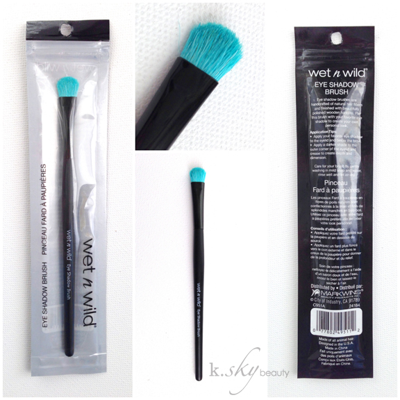 Wet n Wild Eye Shadow Brush