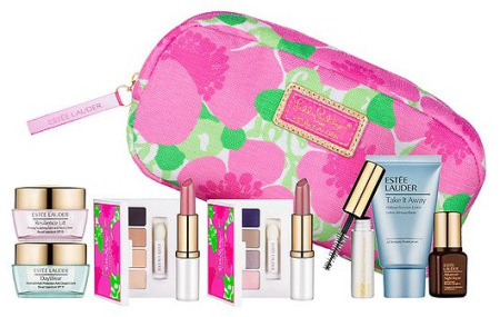 Macy's Estee Lauder & Lilly Pulitzer Free Gift With Purchase