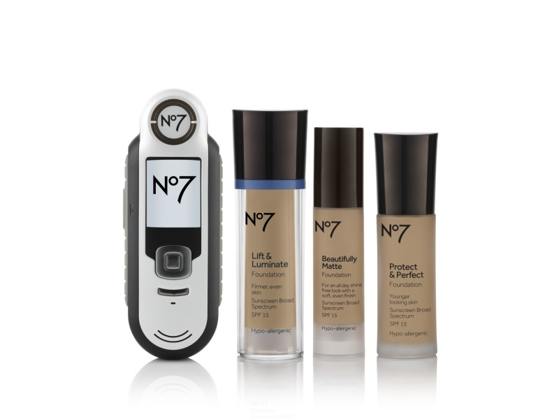 No7 Foundation Match Made Service from Boots